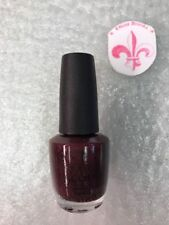 Opi Nail Polish Lacquer Mariah Carey Color Sleigh Ride for Two E14 .5oz 15mL