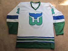 Vintage Hartford Whalers NHL Hockey Jersey-Adult 2XL-Pro Joy