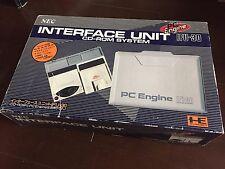 BOXED PC-ENGINE INTERFACE UNIT IFU-30 BOXED CD-ROM2 japan