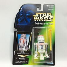 Star Wars POTF2/R5-D4 Droid Action Figure/Kenner 1996/Green Card/COLLECTION 2
