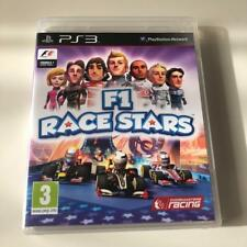 PS3 F1 RACE STARS PLAYSTATION 3  MARIO KARTS