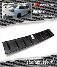 Shark Fin Carbon Fiber Vortex Generator for Evolution X EVO 10 w/ GPS Base 9x5cm