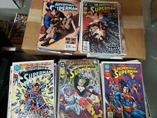 Adventures of Superman Lot  424-632  NEARLY COMPLETE  219  Issues!  VF+/NM