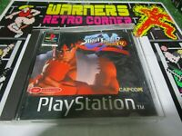 street fighter plus alpha PlayStation 1 PSX PS1 pal uk Retro Game