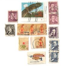 High Face / Better Valued - Used US Stamps