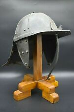 English Civil War Lobster Helmet C. 17th Century AD