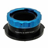 Fotodiox Mount Adapter For B4 Lens To Sony Fz Mount Camera Camera