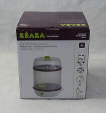 Beaba Steril Express  Elektrischer 2-in-1-Dampfsterilisator   (F46T17)