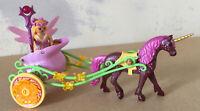 PLAYMOBIL Unicorn Drawn Fairy Carriage  - Fairies 9136