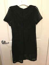 Sexy Black Neiman Marcus Dress Size 14- Mid-length/knee-length