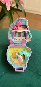 Vintage Polly Pocket Arabian Beauty - Pony Parade compact Only - By Bluebird