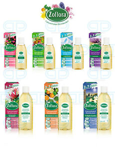 Zoflora 3 in 1 Action Concentrated Disinfectant 120ml - 250ml - Choice of Scent