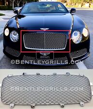 Bentley GT Grill GTC Grille Continental 2012-2018 Full Chrome 2 pc GTV8