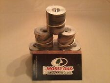 "Camo Tape, Mossy Oak Shadow Grass, 6 rolls of 2"" x10', bulk, Made in USA"