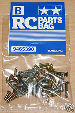 Tamiya 58098 Ferrari F40/C11/XJR-12/Group-C, 9465390/19465390 Screw Bag B, NIP