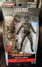Marvel Legends Series Spider-Man: Far from Home Spider-Man (Stealth Suit) Figure