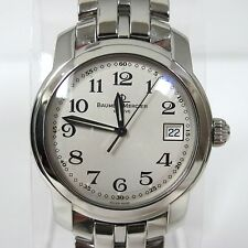 Baume & Mercier Capeland SS Automatic - 35mm Stainless Steel Swiss Watch