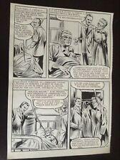 Jolie Planche originale Documents à vendre OSS 117 Aredit 1970 pl 108