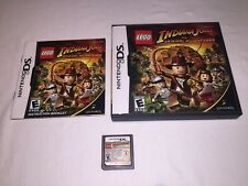 LEGO Indiana Jones Original Adventures (Nintendo DS) Complete Excellent!
