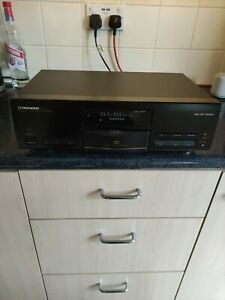 Pioneer PD-S802 CD Player Fully Working No Remote Control 99p Start No Reserve
