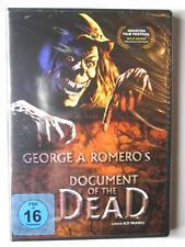 DVD George A. Romero´s Document of the Dead - Sie bieten, wir spenden.