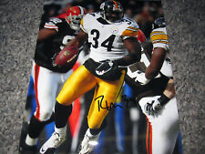 RASHARD MENDENHALL Pittsburgh Steeler Signed 8x10 photo