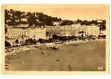 CPA 06 Alpes-Maritimes Cannes Le Carlton le Miramar et le Martinez