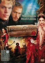 I Fratelli Grimm e l'Incantevole Strega DVD Ex Noleggio