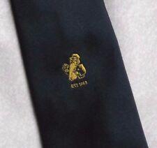 Vintage Tie MENS Necktie Crested Club Association WILLIAM YOUNGER BREWERS