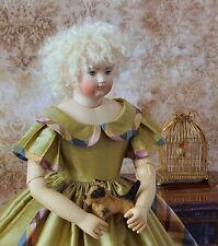 A17002 Huret Enfantine Doll Dress Pattern No