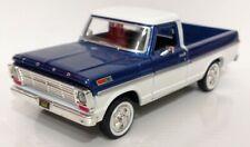 MotorMax 1969 Ford F-100 Custom Pickup Premium DieCast American Classics NWB