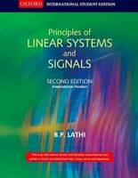 Principles Of Linear Systems And Signals - Paperback By B.P. LATHI - GOOD