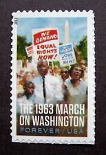 Sc # 4804 ~ Forever Stamp, March on Washington Issue (bh26)