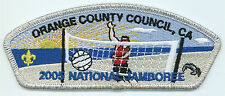 JSP - ORANGE COUNTY COUNCIL - 2005 NJ - VOLLEYBALL - SCOUT STUFF BACK