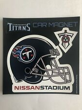 NFL TENNESSEE TITANS CAR MAGNETS