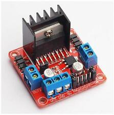 1PCS L298N Dual Stepper Motor Driver Controller Board Module RED