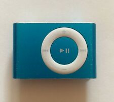 Apple Blue iPod Shuffle 2nd Gen 1G 2125  - Tested & Works Great - Free Shipping