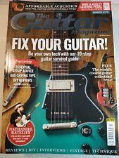 Guitar Magazine July 2018 Vol 29 No 10 (NO CD) Gretch Anniversary .