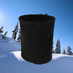 Neck Warmer Winter Snood Tube Thermal Fleece Motorbike Cycling Unisex DP