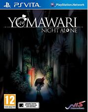 Yomawari: Night Alone / htoL#NiQ The Firefly Diary (PS Vita) - BRAND NEW UK