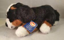 Trupa Plush stuff Bernese Mountain Dog #35-30 Made in Italy Nwt c1970