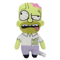 Kidrobot Simpsons Phunny Zombie Homer Plush Figure NEW Plushies TV Series Toys