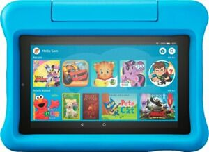 """Amazon Fire 7 Kids Edition (9th Generation) 2019 release 16GB, Wi-Fi  7"""" Tablet"""