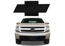 All Sales 96195K 2007-2013 Chevy Silverado 1500 Black Billet Bowtie New USA