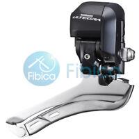 New Shimano Ultegra Di2 FD 6870 F Road Front Derailleur Brazed on 2x11-speed