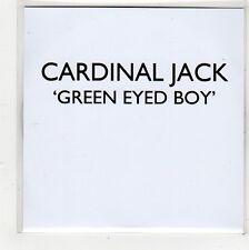 (FU945) Cardinal Jack, Green Eyed Boy - DJ CD