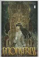 Monstress 1 A Image 2015 NM 9.4 1st Print Majorie Liu Sana Takeda HBO