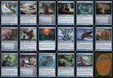Mischievous Merfolk | MTG Magic The Gathering Modern Mono Blue 60 Card Deck Lot