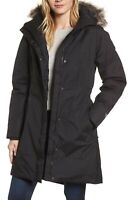 The North Face Women's Arctic Parka II in Black 14368 Size XL