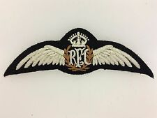 British WWI Royal Flying Corps (R.F.C.) Pilot's cloth wings SUPERIOR QUALITY